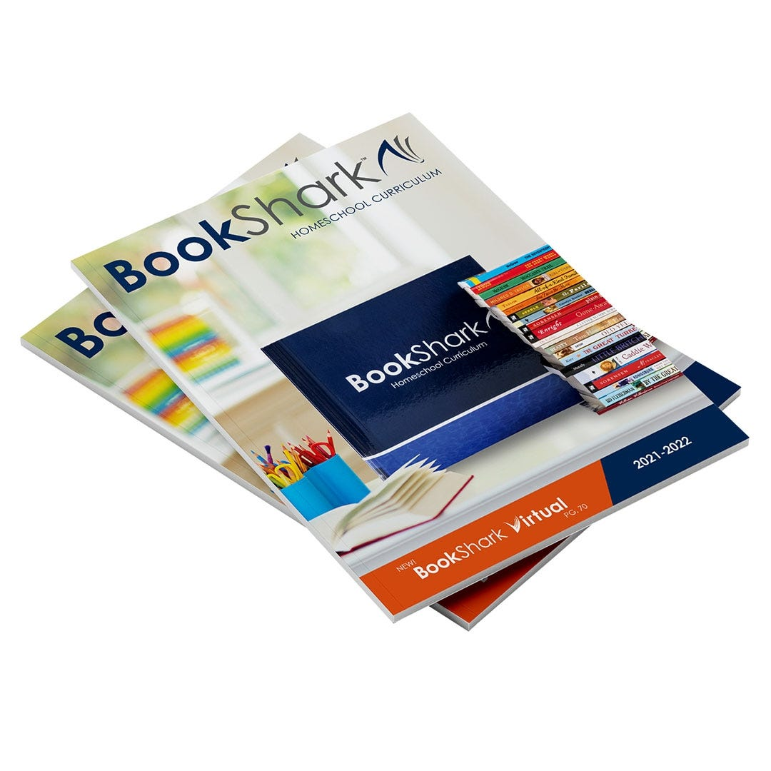 BookShark 2021 Curriculum Catalog