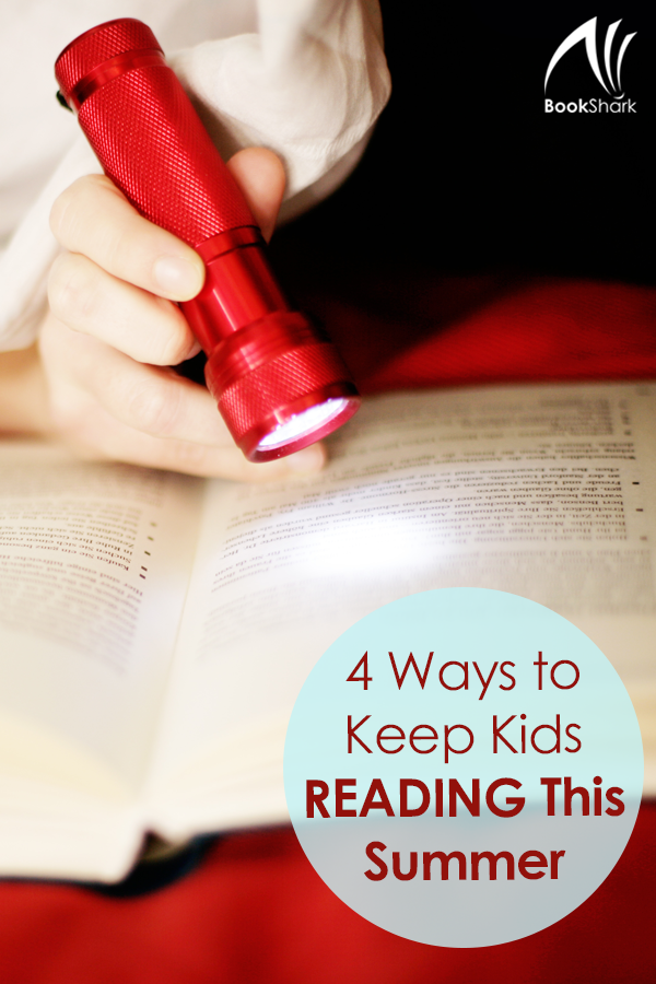 4 Ways to Keep Kids Reading This Summer