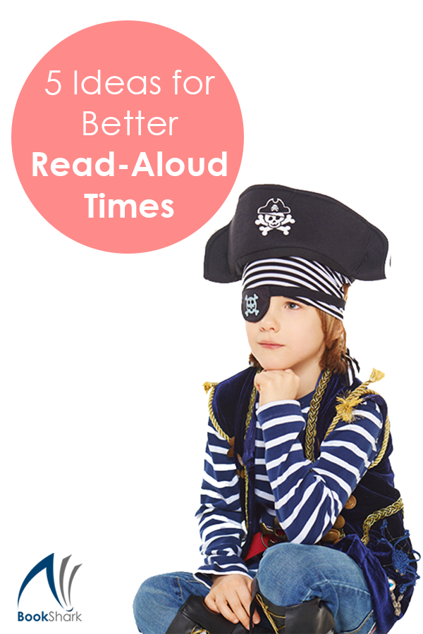 5 Ideas for Better Read-Aloud Times