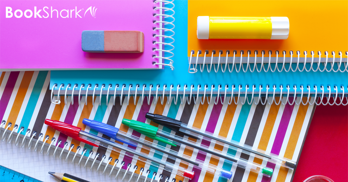 5 Minutes to a More Organized Homeschool (Really!)
