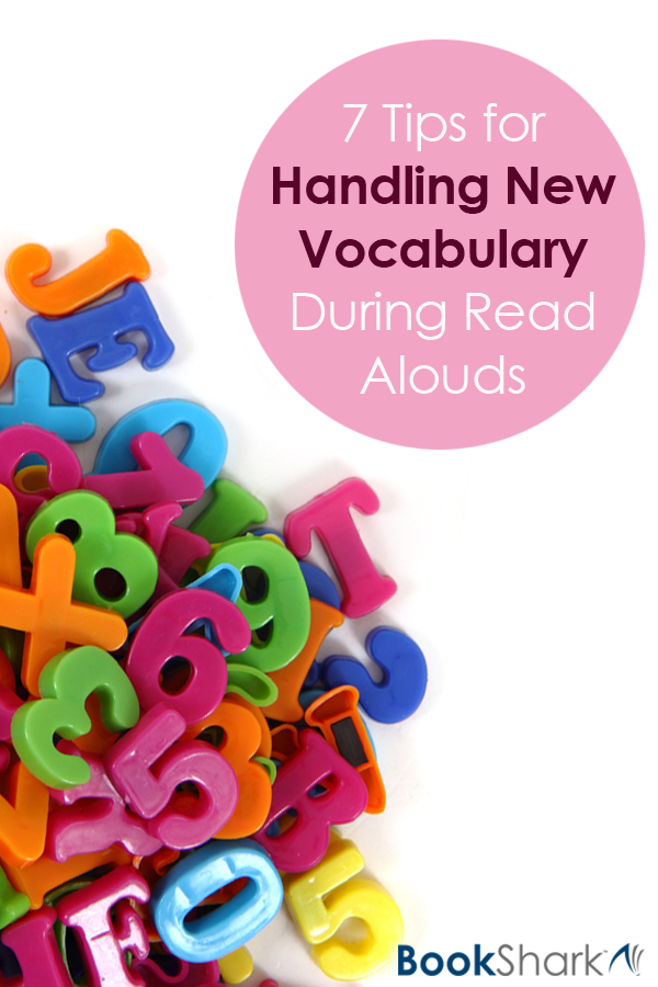 7 Tips for Handling New Vocabulary During Read Alouds