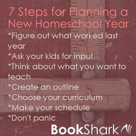 7 steps for planning