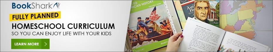 BookShark 4-day homeschool curriculum