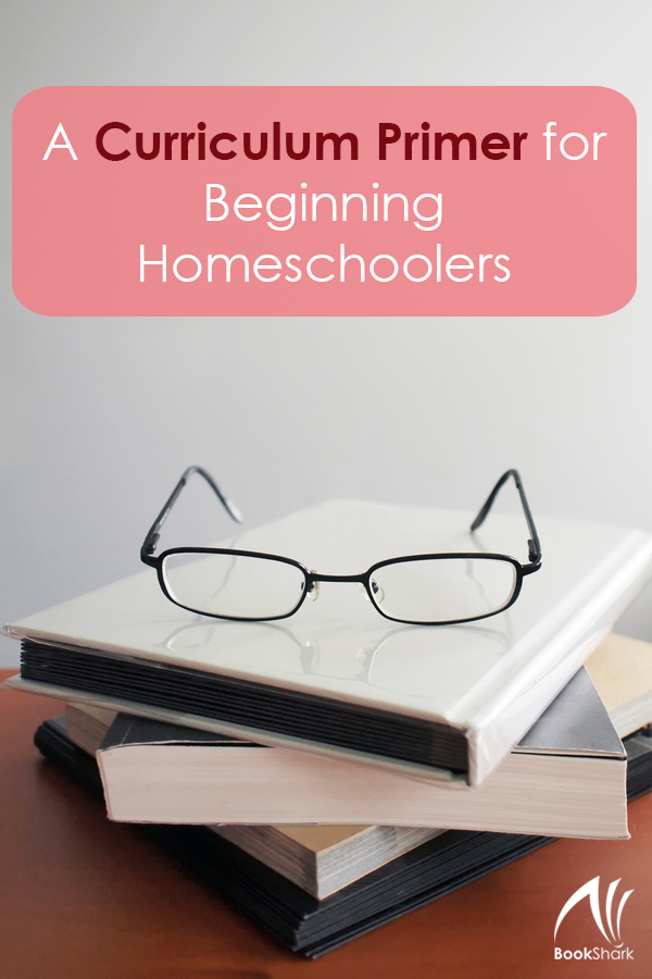 A Curriculum Primer for Beginning Homeschoolers
