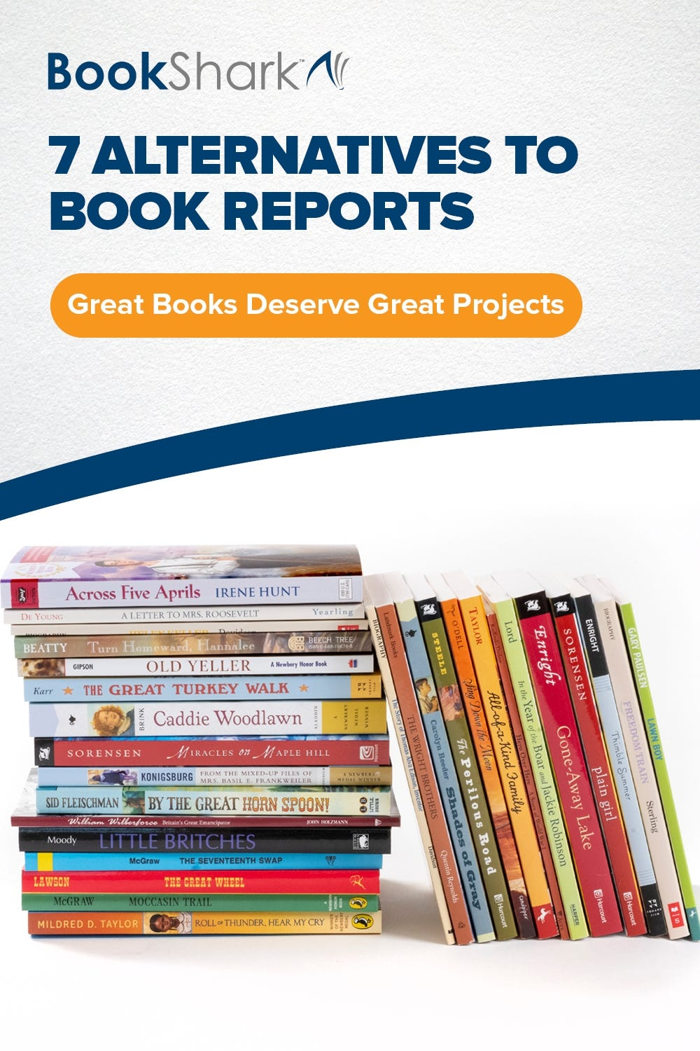 Great Books Deserve Great Projects: 7 Alternatives to Book Reports