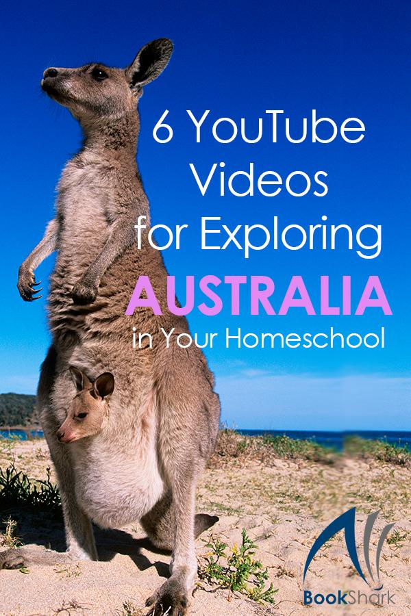 6 YouTube Videos for Exploring AUSTRALIA in Your Homeschool