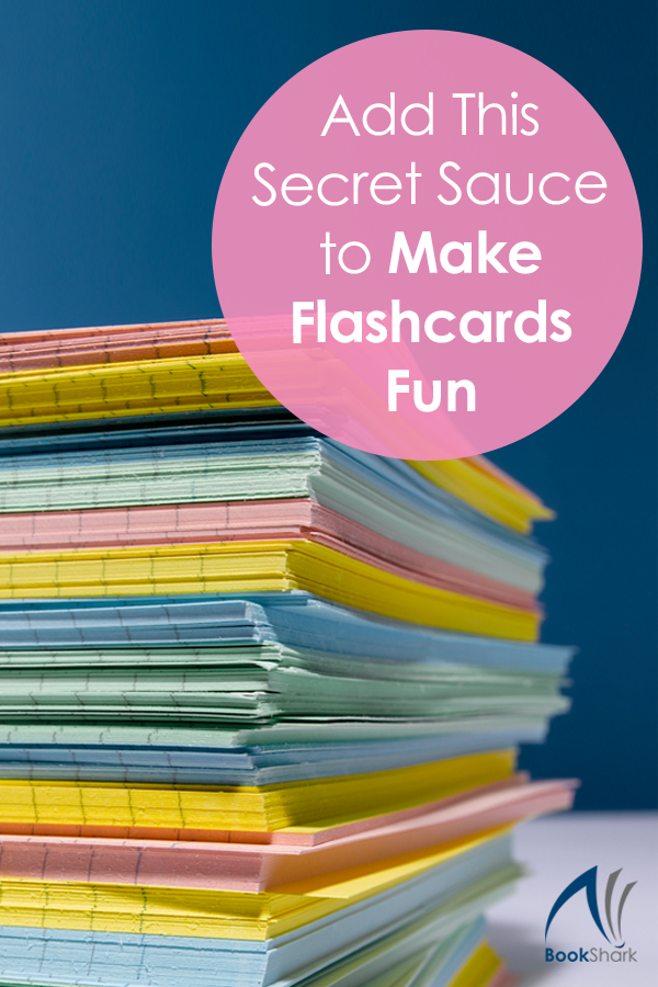 Add This Secret Sauce to Make Flashcards Fun