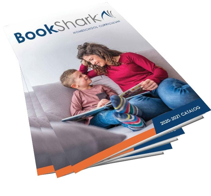 BookShark 2020 Curriculum Catalog