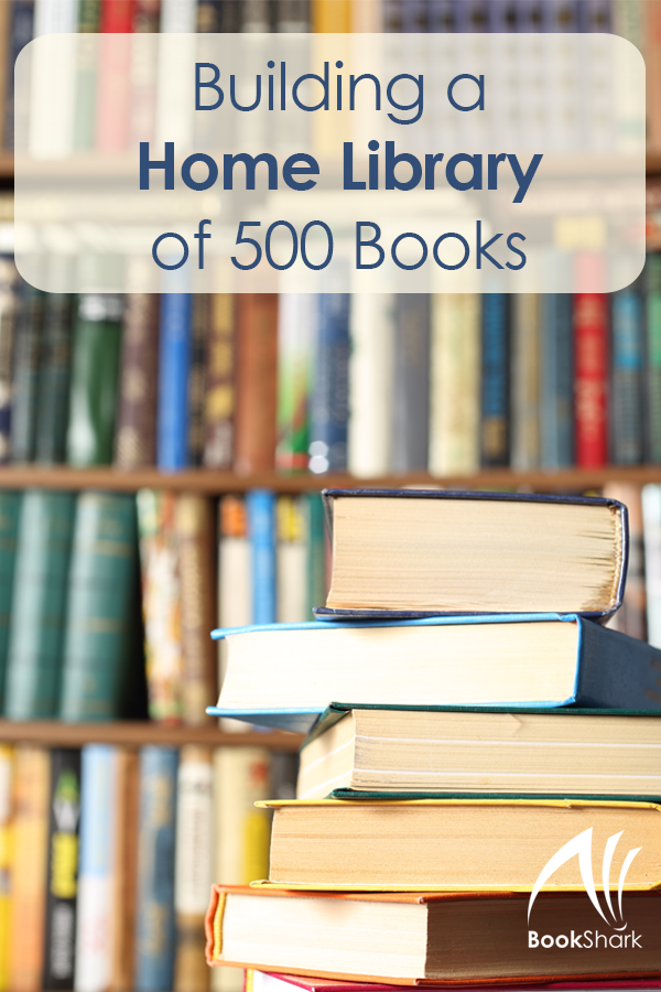 Building a Home Library of 500 Books