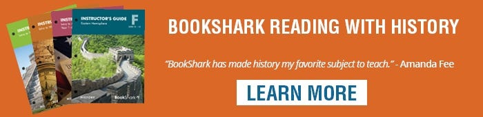 BookShark Reading with History