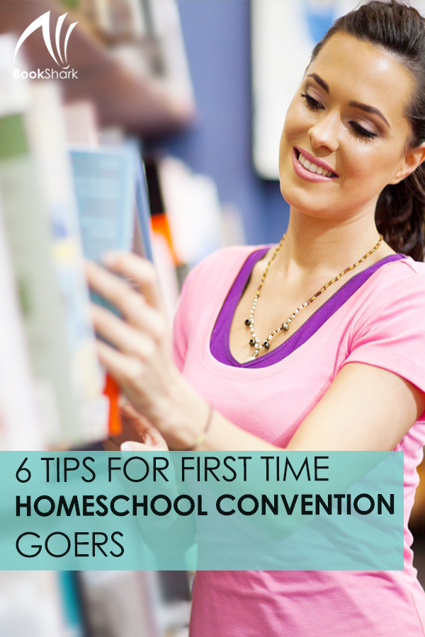 6 Tips for First Time Homeschool Convention Goers