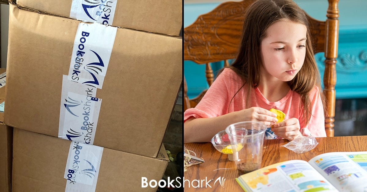 From Box Day to Day One with BookShark