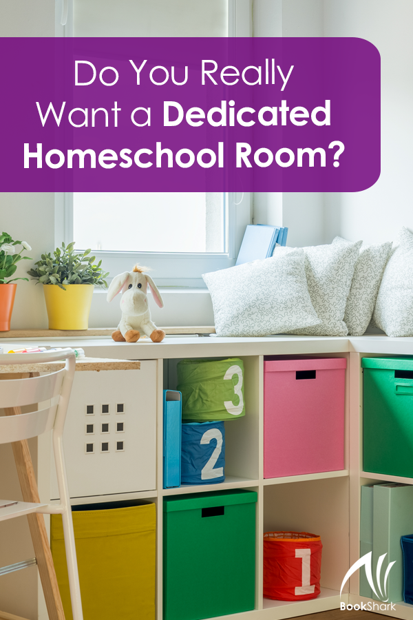 Do You Really Want a Dedicated Homeschool Room?