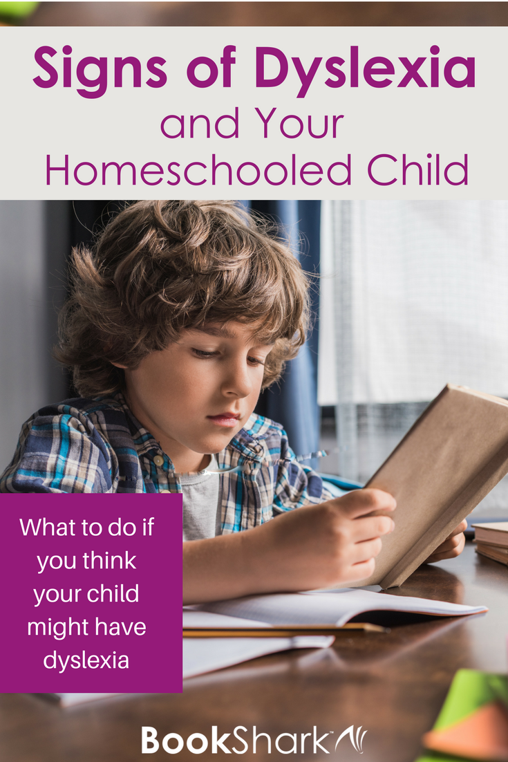 Dyslexia Strategies for the Homeschool Mom