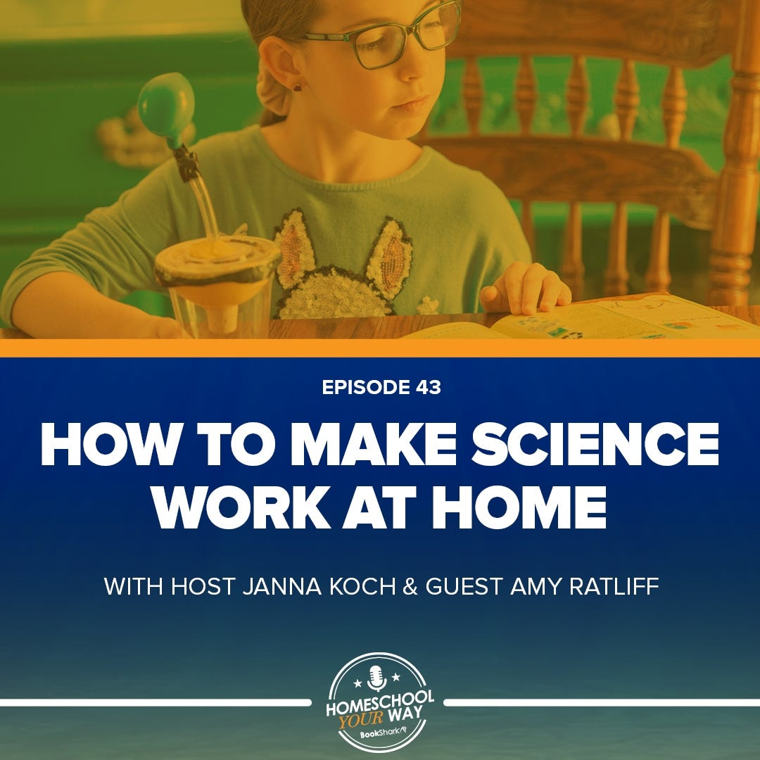 How to Make Science Work at Home Podcast
