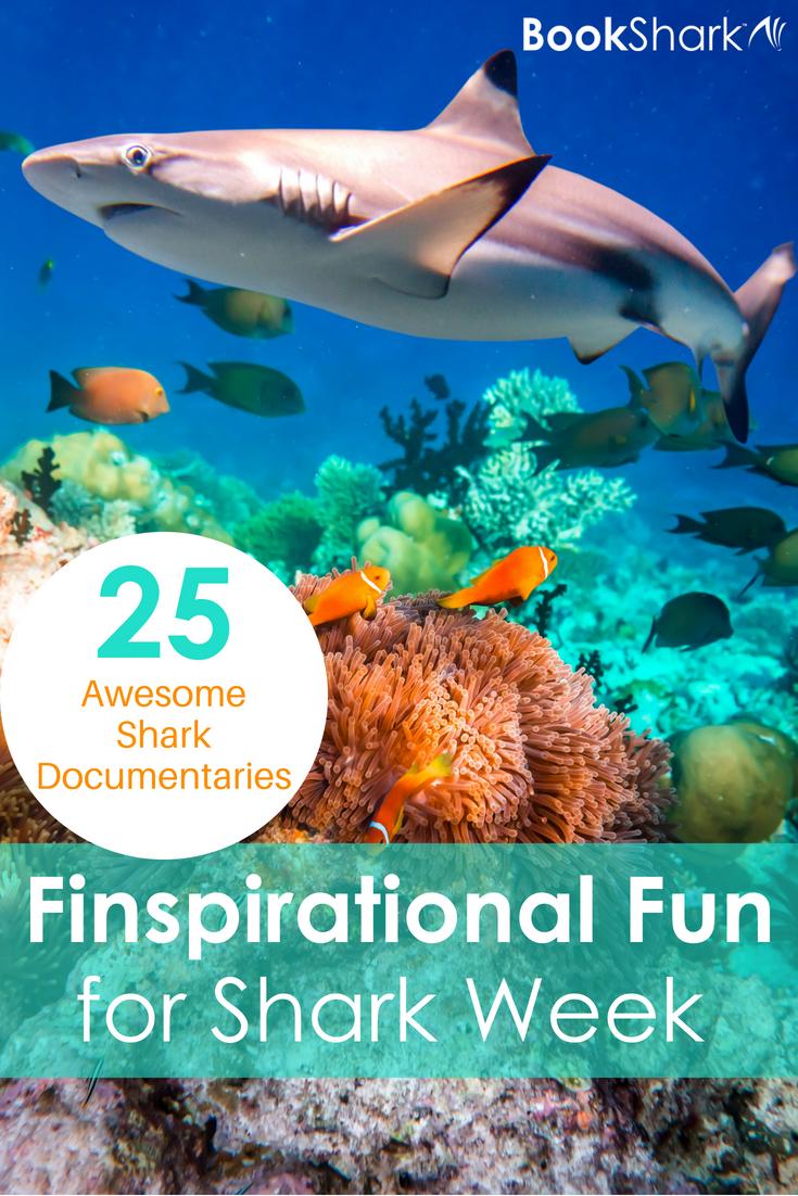 Summer Learning Fun with Shark Week