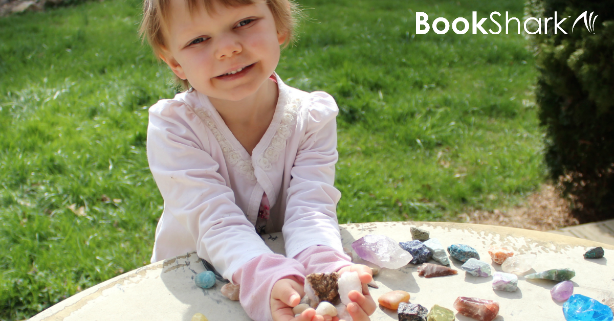 Fostering a Love of Rocks in Your Homeschool