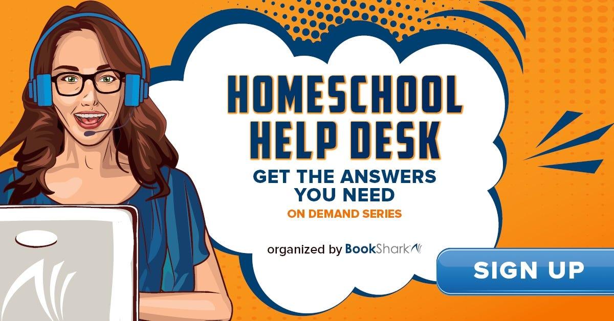 Homeschool Help Desk