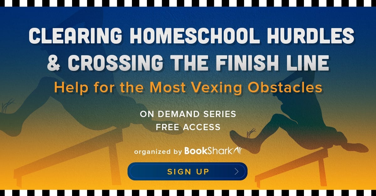 Clearing Homeschool Hurdles and Crossing the Finish Line