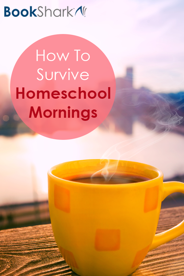 How To Survive Homeschool Mornings