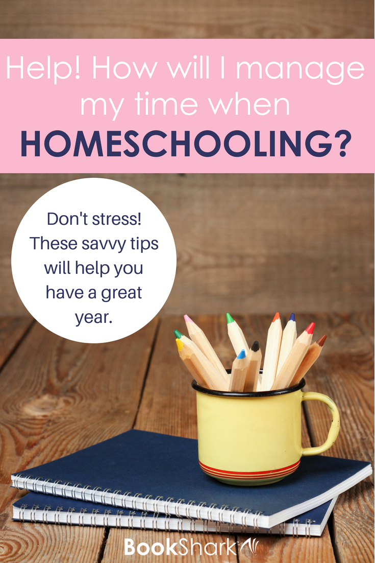 How to Manage Your Time While Homeschooling