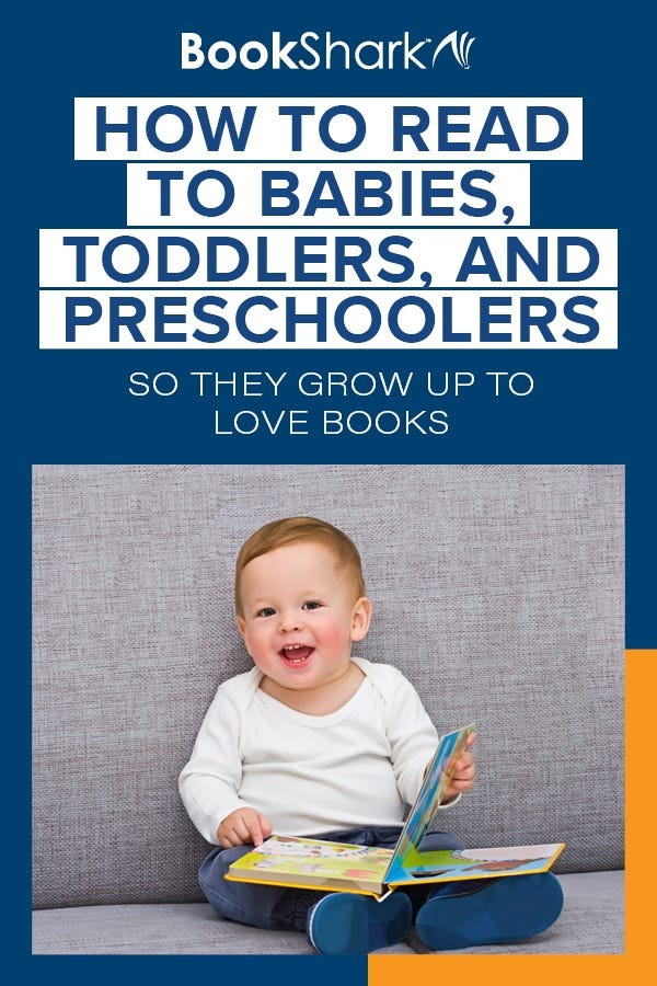 How to Read to Babies, Toddlers, and Preschoolers