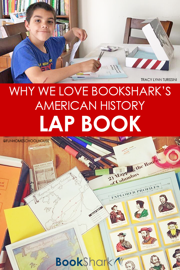 5 Reasons BookShark's Kit Changed My Mind About Lap Books