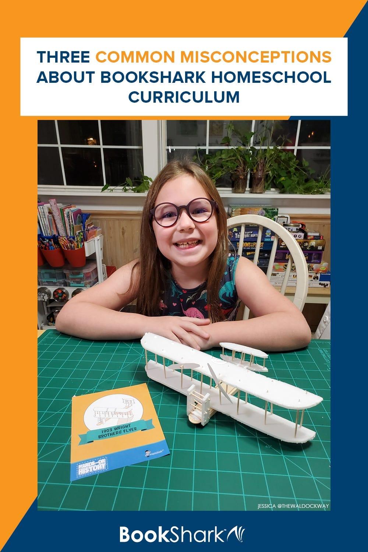 Three Common Misconceptions About BookShark Homeschool Curriculum