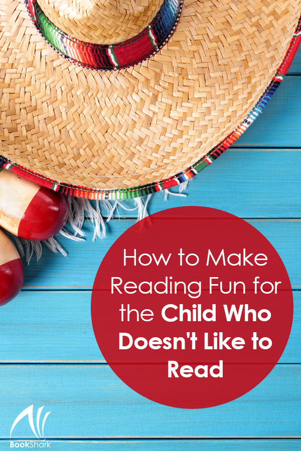 How to Make Reading Fun for the Child Who Doesn't Like to Read