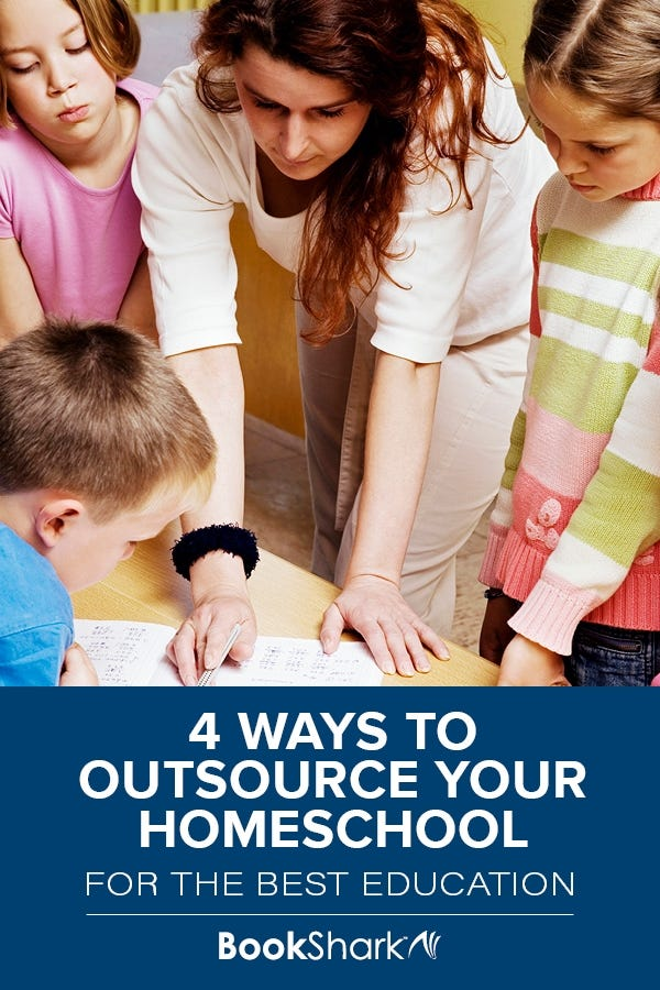 4 Ways to Outsource Your Homeschool for the Best Education