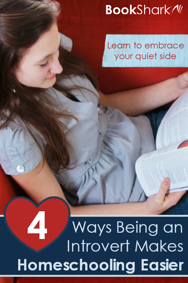 How Being an Introvert Makes Homeschooling Easier