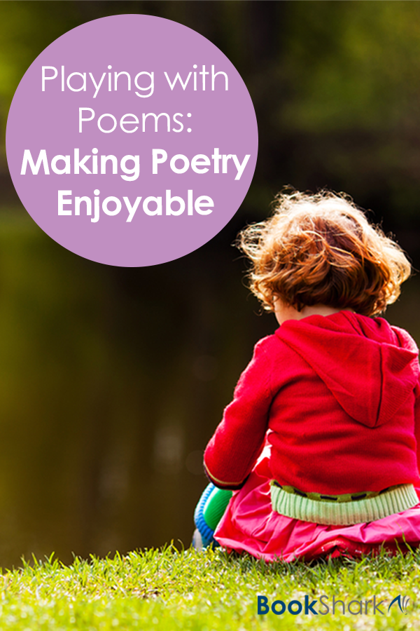 Playing with Poems: Making Poetry Enjoyable