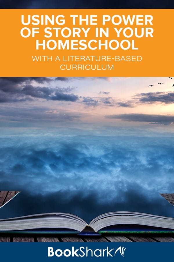Using The Power of Story in Your Homeschool