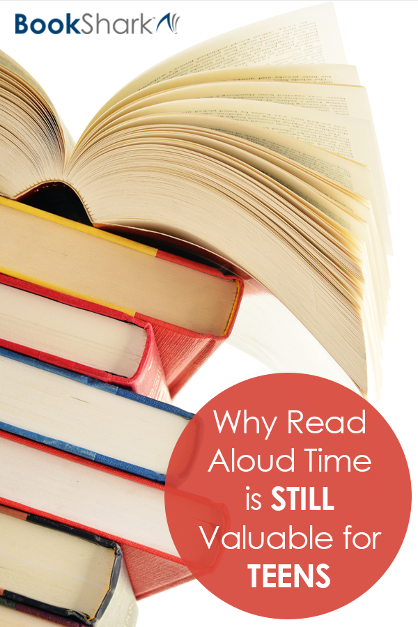 Why Read Aloud Time is Still Valuable for Teens