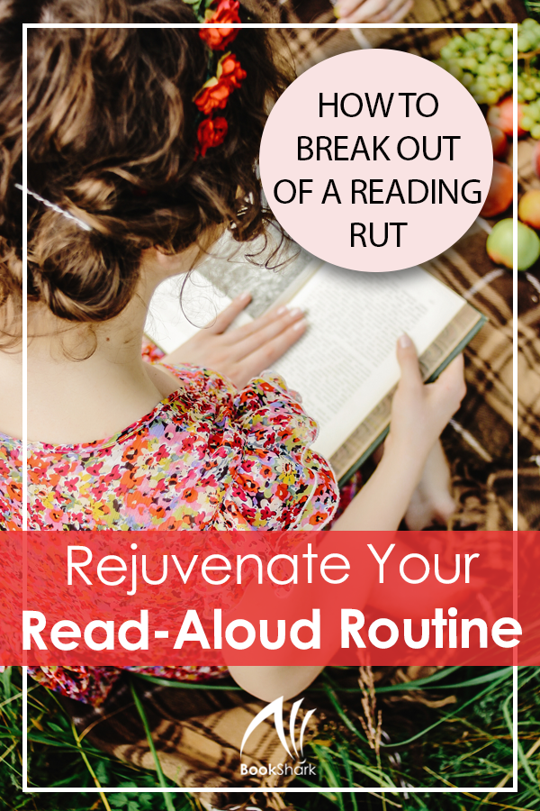 3 Ways to Rejuvenate Your Read-Aloud Routine