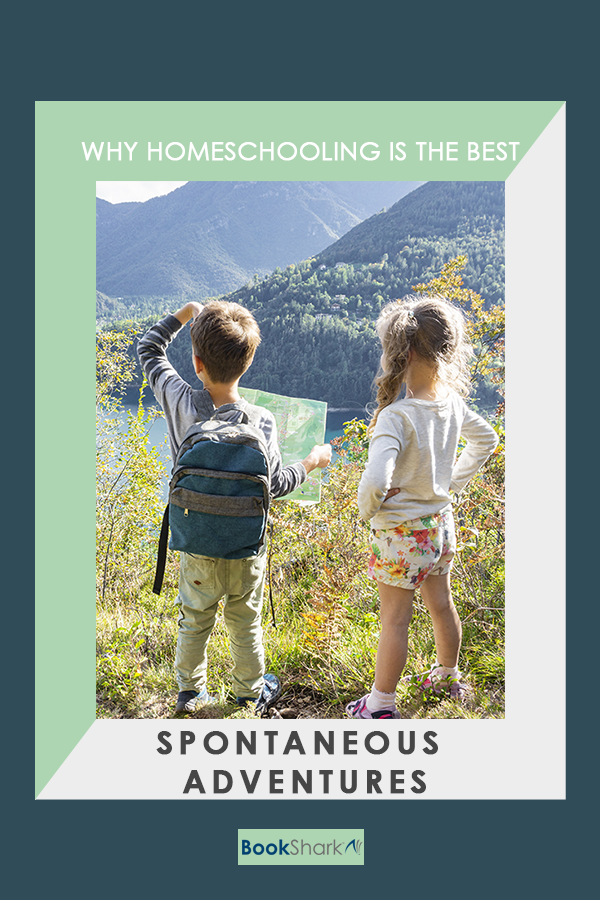 Why Homeschooling Is the Best: Spontaneous Adventures