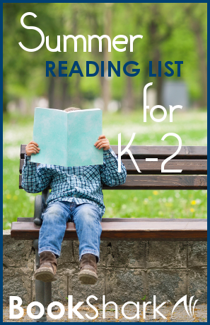 Summer Reading List for K-2