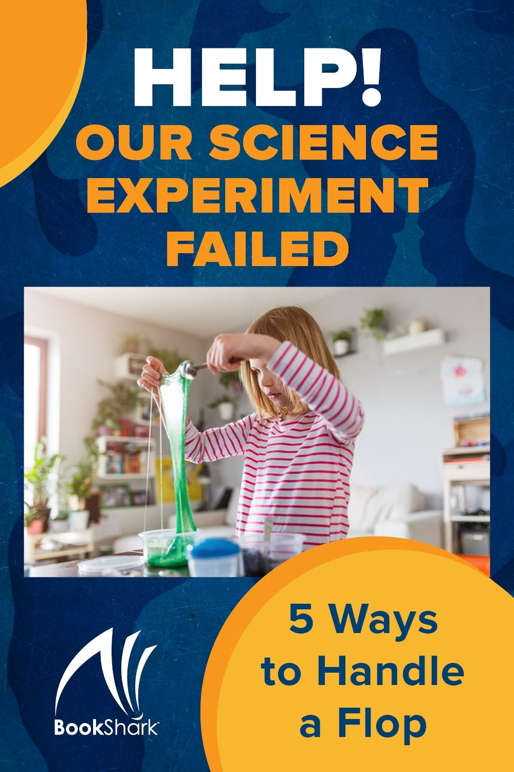 Help! Our Science Experiment Failed