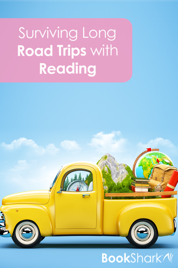 Surviving Long Road Trips with Reading