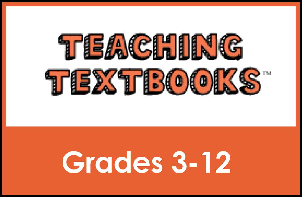 Teaching Textbooks Math