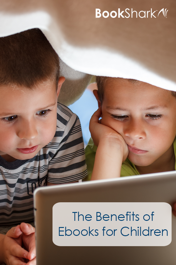 Benefits of Ebooks for Children