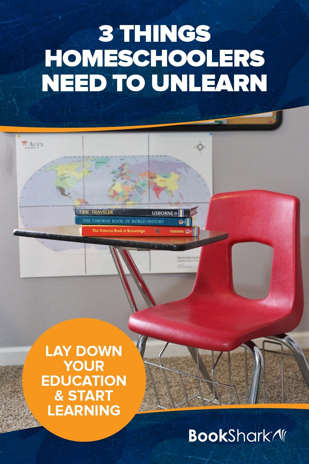 3 Things Homeschoolers Need to Unlearn