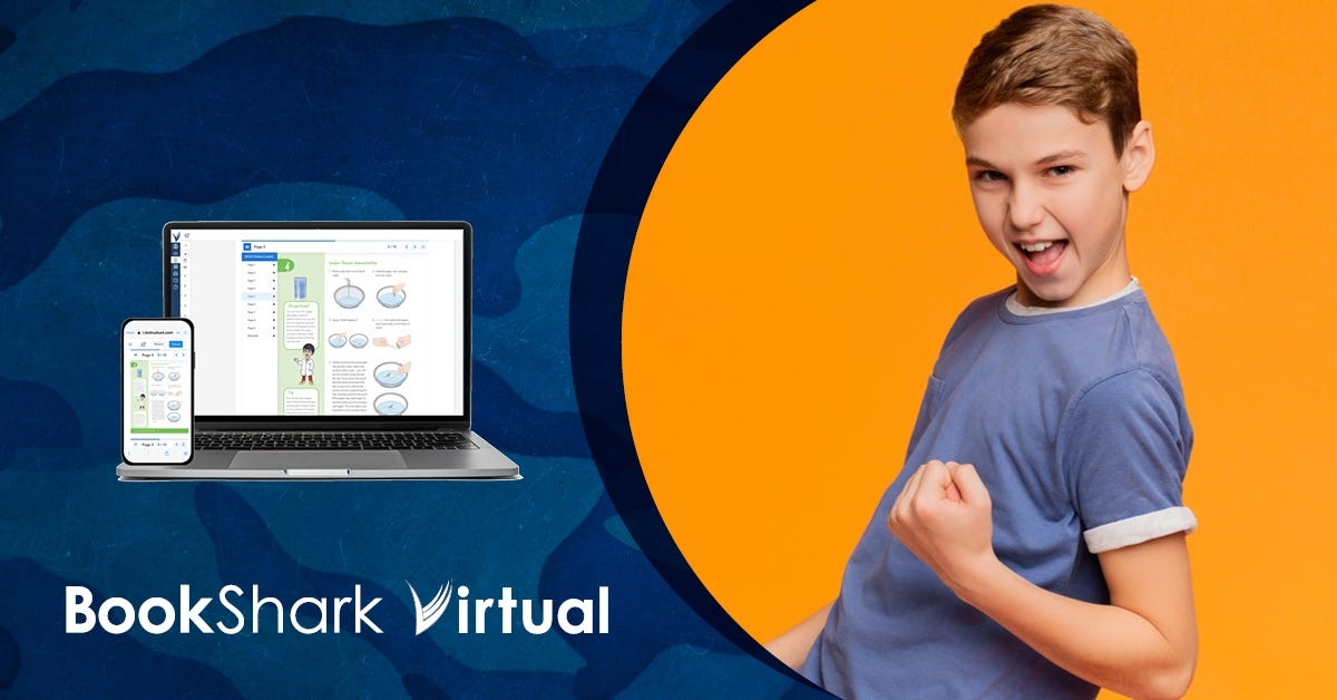 3 Ways BookShark Virtual Nudges Students Towards Independent Learning