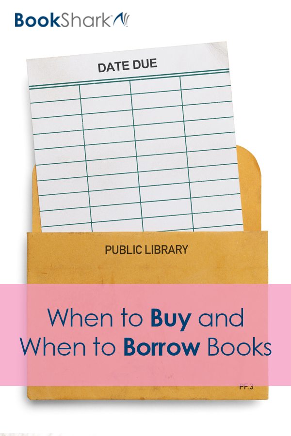 When to Buy and When to Borrow Books