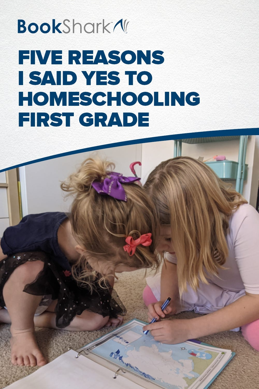 Five Reasons I Said Yes to Homeschooling First Grade