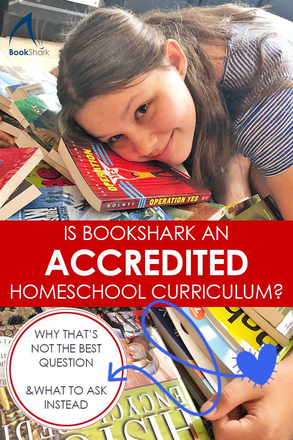Is BookShark an Accredited Homeschool Curriculum?