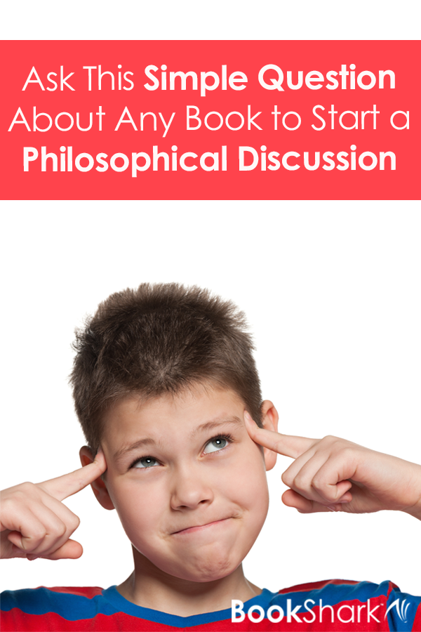 Ask This Simple Question About Any Book to Start a Philosophical Discussion