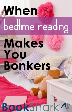 When Bedtime Reading Makes You Bonkers