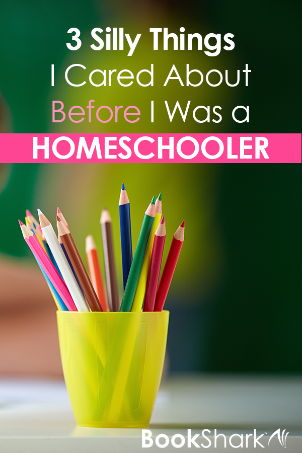 3 Silly Things I Cared About Before I Was a Homeschooler