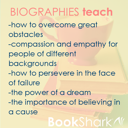 biographies teach these things